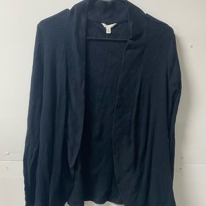 Sonoma Life Style Women Open Front Cardigan S